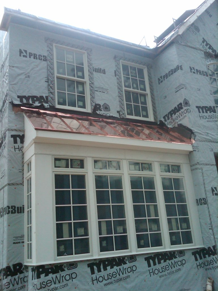New Construction at Scarsdale, New York
