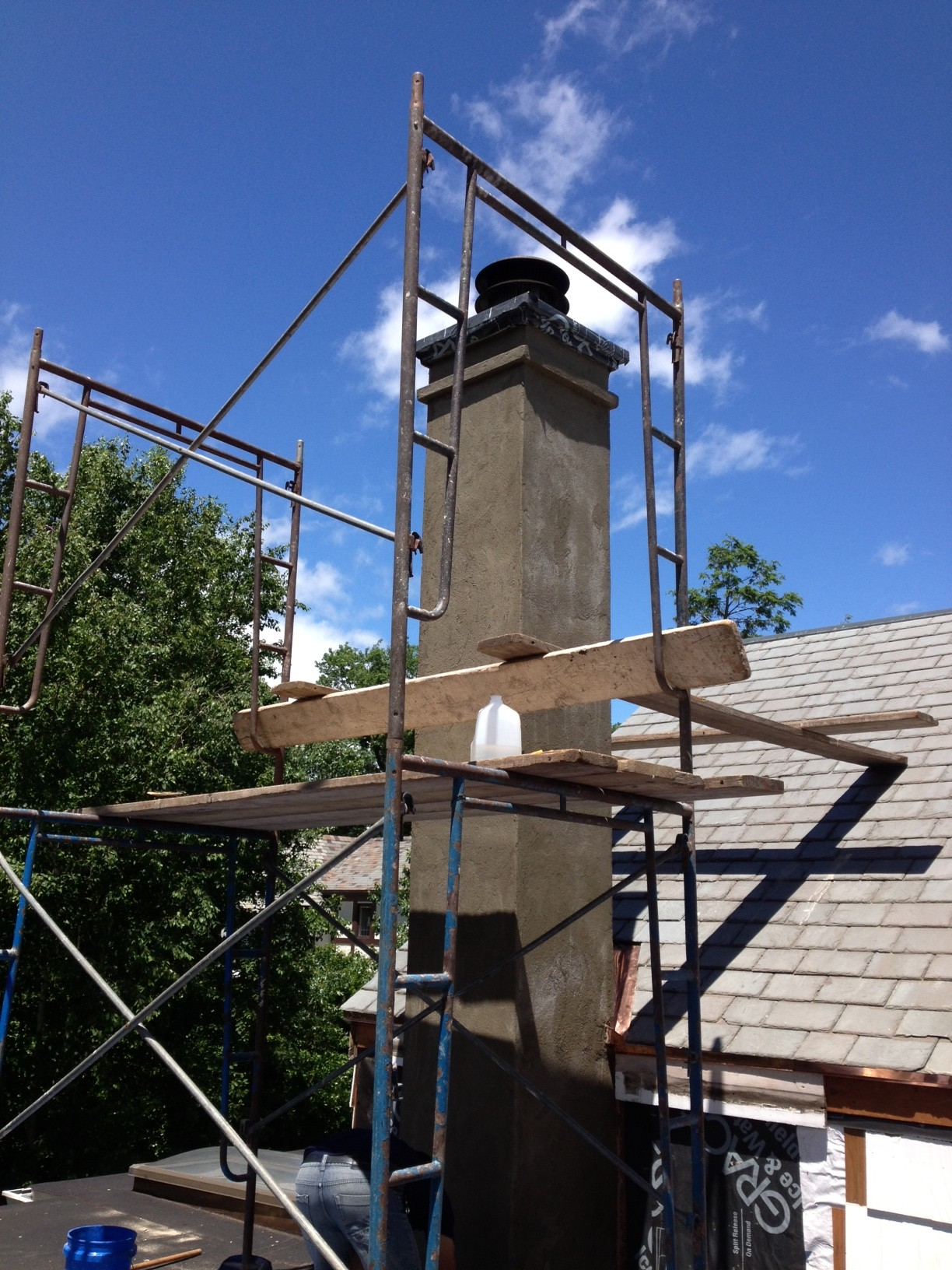 New York Roofer Contractor 187 Chimney Repair In Bronxville Ny