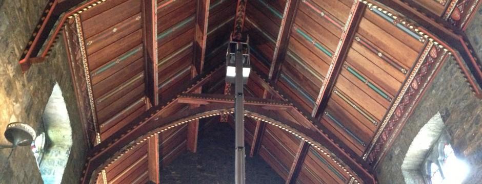 Wood Ceiling Repair - Bronxville NY