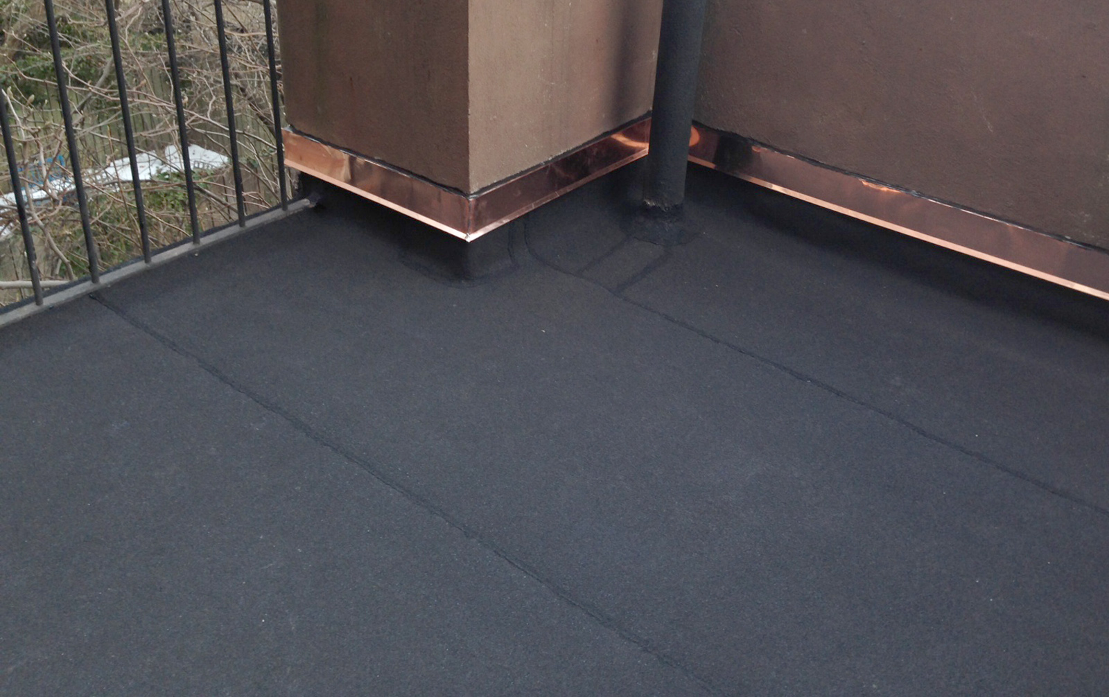 New York Roofer Contractor 187 Copper Work New York City Ny