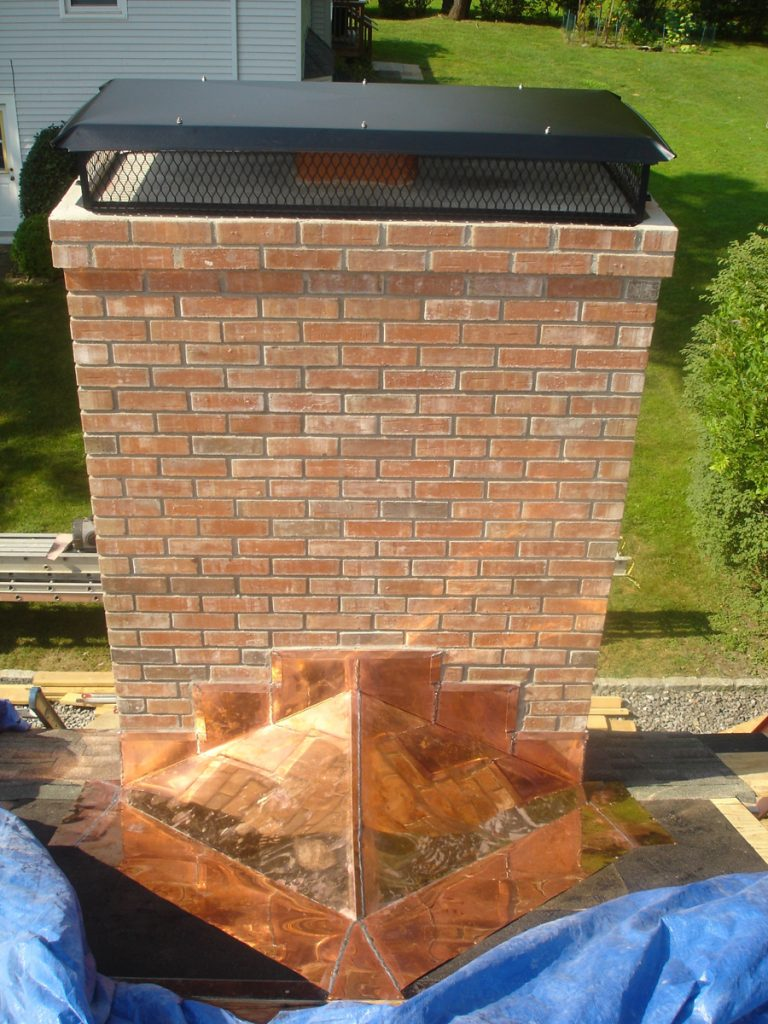 New Chimney - White Plains NY