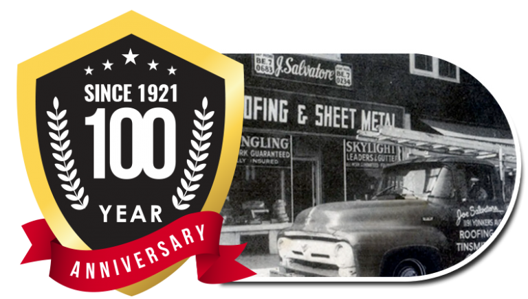 100 Years in Business - Since 1921
